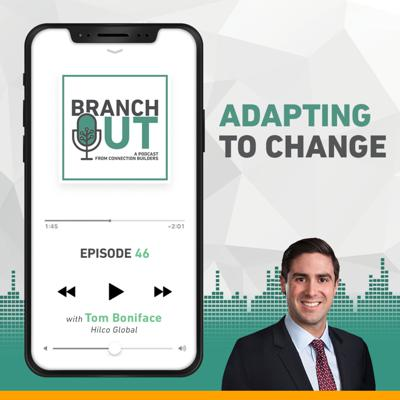 Cover art for Adapting to Change - Tom Boniface