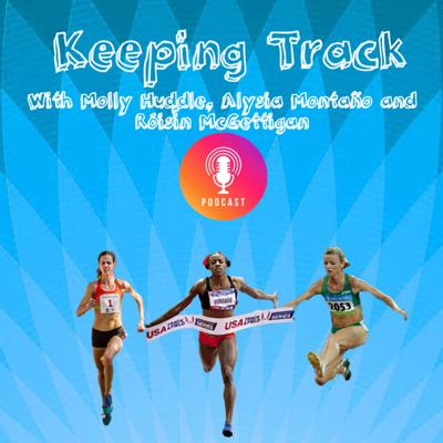 Alysia Montano, Molly Huddle and Roisin McGettigan are three Olympians, from 2 countries, including 2 Moms and 1 current pro coming together to talk about the inspiring figures, important topics and interesting stories in women's sports. We care about the landscape and future of our sport of Track and Field and we want to create more media coverage of women's sports in general. We'll be interviewing inspiring athletes, and discussing topics and news in the track world and beyond. Thanks for Keeping Track with us!