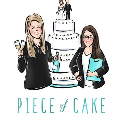 Welcome to the Piece of Cake Podcast- A detailed guide to wedding planning.I'm Emily and I'm Brianne and we're here to make your wedding planning a piece of cake.Who are we? Just a couple of best friends who are passionate about weddings and all the little details along the way. We've been brides and bridesmaids, day of coordinators and party planners. We're accountants by day, and wedding enthusiasts by night. We'll use our experience and attention to detail to help you plan your special day.  We know this is a really exciting time in your life but the logistics can be stressful.  That's where we come in!  Tune in with us every week and your wedding will be a piece of cake!
