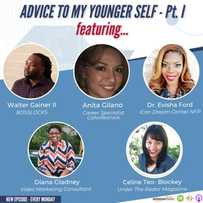 Cover art for Ep29 - ADVICE TO MY YOUNGER SELF! - PART I