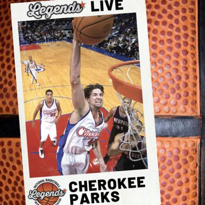 Cover art for Cherokee Parks on Legends Live with Trill Withers (S2E2 - 1/14/2021)