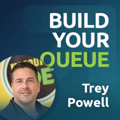 Cover art for Growing a Franchise to $1 Million, with Mosquito Joe Franchisee Trey Powell