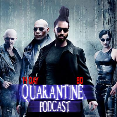 14-Day Quarantine is a podcast where the host 80, documents his 14-day quarantine in the wake of the corona virus pandemic. See how life unfolds in this next 2 weeks!
