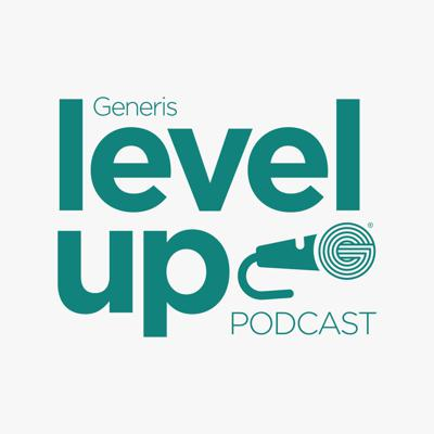 """Are you a lifelong learner? Are you constantly searching for ways to improve yourself and take your team to the next level? The Level Up Podcast is for you!  Brought to you by Generis and featuring a variety of thought leaders from the church and nonprofit world, this podcast takes a """"mini-series"""" approach, featuring themes around growth, effectiveness and leadership that will help you achieve your God-inspired vision in lively and practical ways. Generis has been helping churches and faith-based organizations create a culture of lasting generosity and maximize ministry effectiveness for the last 30 years."""