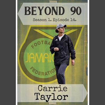 Cover art for Beyond 90: Carrie Taylor