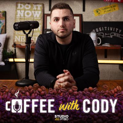 Cody from StudioPTBO is on a mission to help 1 million entrepreneurs experience passion and exuberant energy in both their personal and professional lives. His goal is to help both passionate and energetic entrepreneurs grow and scale in the online space. Cody goes live daily to provide massive value back to the business community. Coffee with Cody covers a range of topics from marketing, business advice all the way to personal and business development hacks. Thanks for listening to the show!