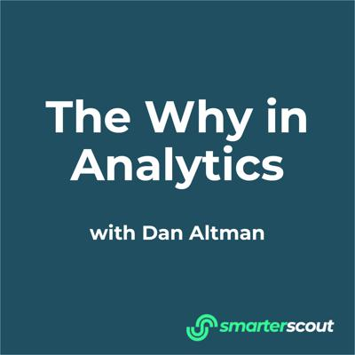 Dan Altman, creator of smarterscout, discusses the big issues underlying football/soccer analytics and sports analytics in general. Dan asks why we use data, why we measure the things we do, and why we choose certain analytical methods out of the many tools available. Drawing on his experience working with clubs in the Premier League, Major League Soccer, and other competitions around the world – as well as USA Olympic teams – Dan gets to the core of the questions every analyst faces.