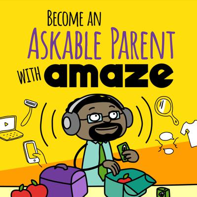 AMAZE.org creates free educational videos + resources to help families talk openly, honestly, and less awkwardly about sex, health, relationships + growing up. Our goal is to help you become an askable parent through short, actionable podcast episodes. Find us on Facebook and YouTube at /amazeparents and on Twitter at @amazeorg
