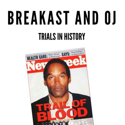 Welcome to Breakfast and OJ! This is where we talk all things OJ Simpson: the who, what, where, why, and how.