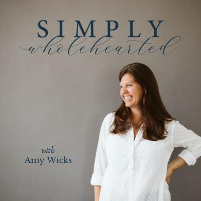 Perspective, purpose, and plans for your BEST mom life. Hi! I'm Amy Wicks and I share weekly Enneagram insights paired with the truth of the Gospel, equipping you to live your best, wholehearted life in motherhood and marriage.  Receive clear steps for daily, sustainable rhythms no matter what season of life you're in.  Join my community on the socials to embrace a Simply Wholehearted life of faith, abundance, and celebration.I offer biblical perspective as a trained Enneagram Coach and inspiring conversation with guests to help you know God, discover your purpose, and craft simple plans.