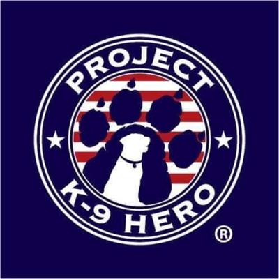 """Cover art for Special Guest - Project K9 Hero founder Jason Johnson joins us! """"Protecting Those Who Protected Us"""""""