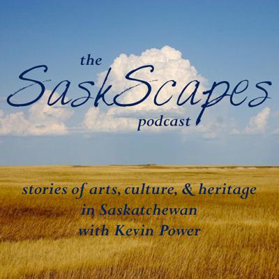 Cover art for SaskScapes - Episode 94 - with Henry Woolf