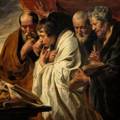 Audio Reading of the Combined Gospels and Acts of the Apostles of the Holy Bible