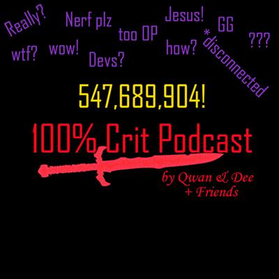 100% Crit Podcast