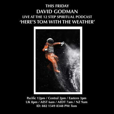 Here's Tom with the weather...