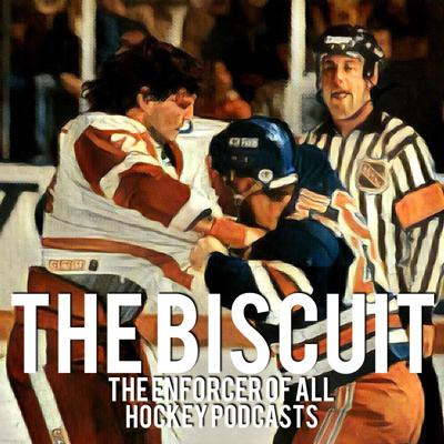 The enforcer of all hockey podcast.