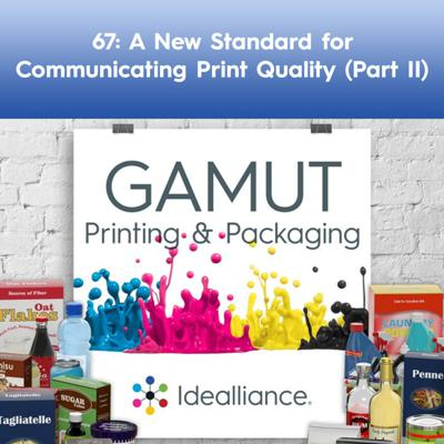 Cover art for 67: A New Standard for Communicating Print Quality (Part II)