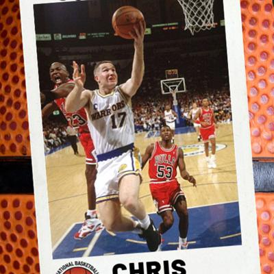 Cover art for Legends Live with Trill Withers - Episode 45 with Chris Mullin