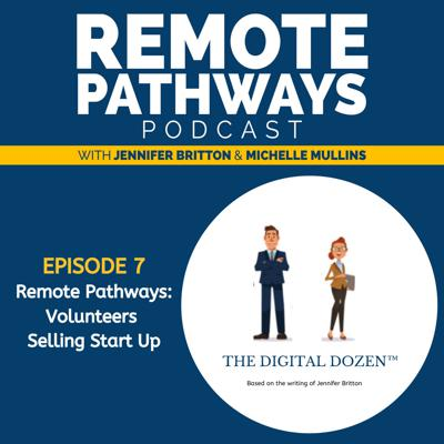Cover art for EP007: Collaboration, Voluntary Sector and Selling Start-Up