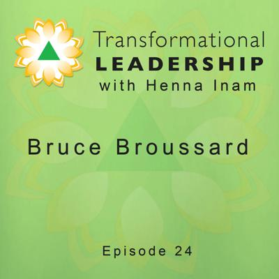 Cover art for Bruce Broussard – How Leading With Purpose Aligns Stakeholders