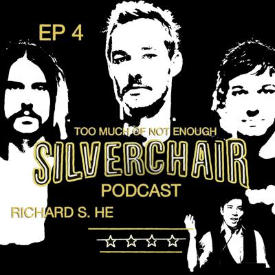 Cover art for E4: Conversation with Richard S. He
