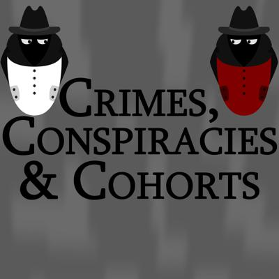 We are a couple of clueless cohorts who love all things crime and conspiracy! Join us as we discuss, theorize and crack each other up talking about true crime cases and conspiracies.