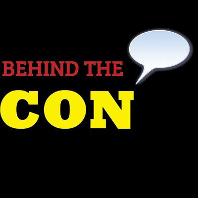 Cover art for Behind the Con Preview
