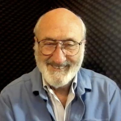 Cover art for Mostly Folk Podcast Episode 525 (Noel Paul Stookey interview)