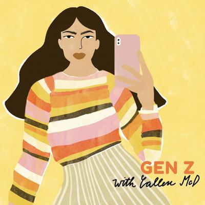 #GenZ is a podcast for youth, by youth. Old enough now to articulate how we really feel.. we're spilling the tea on all things gen z!!