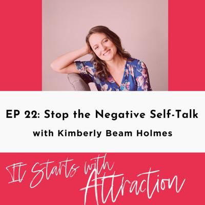 Cover art for Stop the Negative Self-Talk