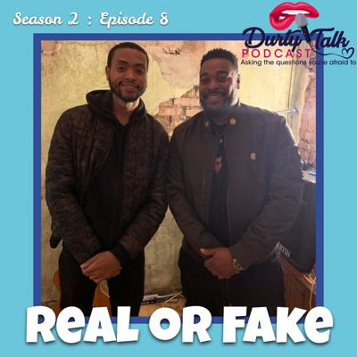 Cover art for Real or Fake- S2:E8