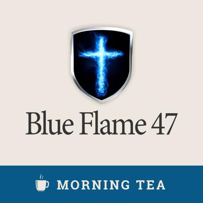 Blue Flame Morning Tea