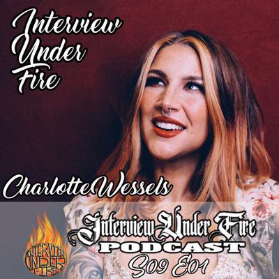 Cover art for S.09 E.01 – Interview with Charlotte Wessels