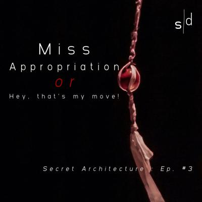 Cover art for Miss Appropriation (or
