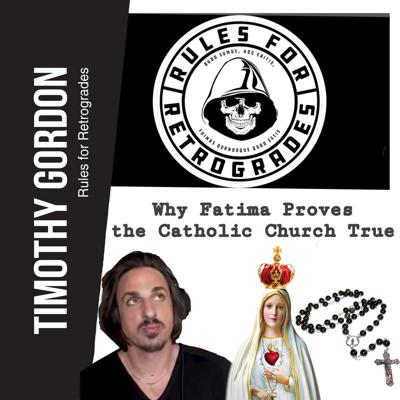 Cover art for Why Fatima Proves the Catholic Church True!