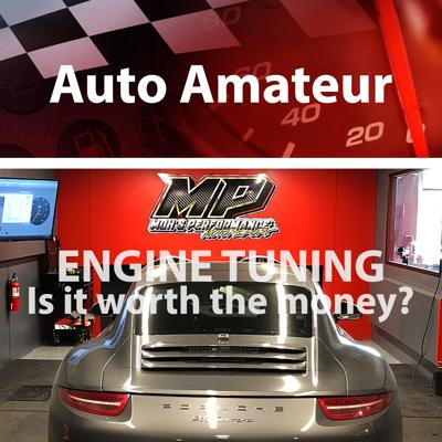 Cover art for Tuning a Porsche 911 Engine - is it worth the money? Naturally Aspirated vs. Turbo Charged Engines