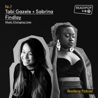 Cover art for Special guests: Sabrina Findlay and Tabi Gazele