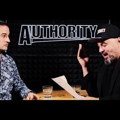 Cover art for Authority.co.nz Podacst EP #001 Trailer  Yusuke Inui