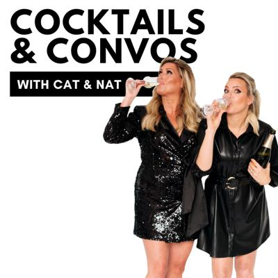 Join Cat & Nat as they sit down for cocktails and (mind-blowing) conversations with their influential guests. Each week, they'll be sharing #momtruths while making connections and finding inspiration. Listen, learn, and have a sh*t ton of fun with them in every episode!