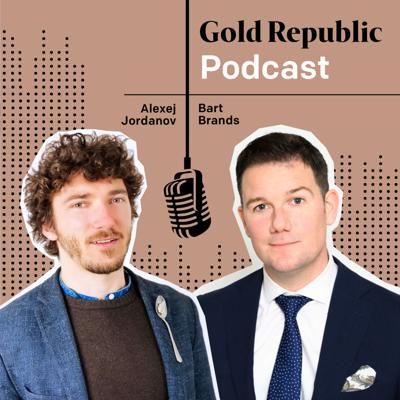 GoldRepublic Podcast: covering the emergence of a new monetary system
