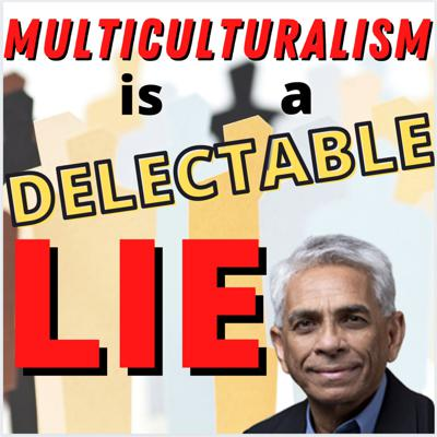 Cover art for The Max Bernier Show - Ep. 11 : Conversation with Pr. Salim Mansur on multiculturalism
