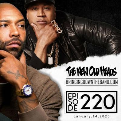 Cover art for NOH 220 | Artists Taking Feedback From Fans, Freddie Gibbs Battles LL Cool J, Best Debut & Sophomore Albums