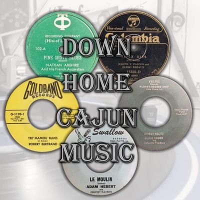 A podcast on Cajun music recorded from 1928-1980.
