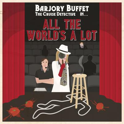 Cover art for All the World's a Lot: LIVE!