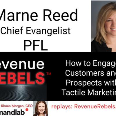 Cover art for How to Engage Customers and Prospects with Tactile Marketing