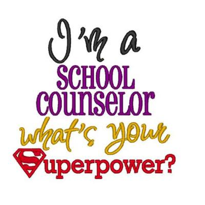 Cover art for What is a School Counselor?! A talk with the 2018 School Counselor of the Year