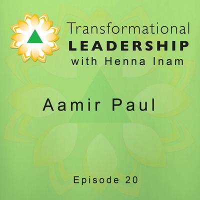 Cover art for Aamir Paul – How To Create An Agile & Purpose-Driven Company
