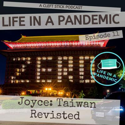 Cover art for Joyce: Taiwan Revisited