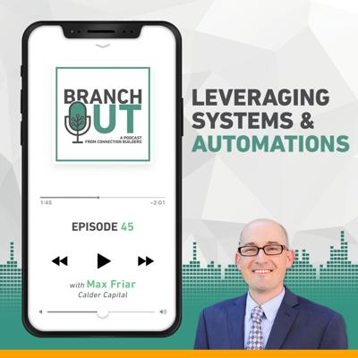 Cover art for Leveraging Systems & Automations – Max Friar