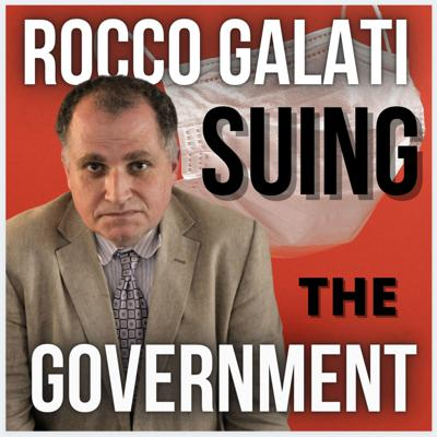 Cover art for The Max Bernier Show - Ep. 5: Rocco Galati on suing the government